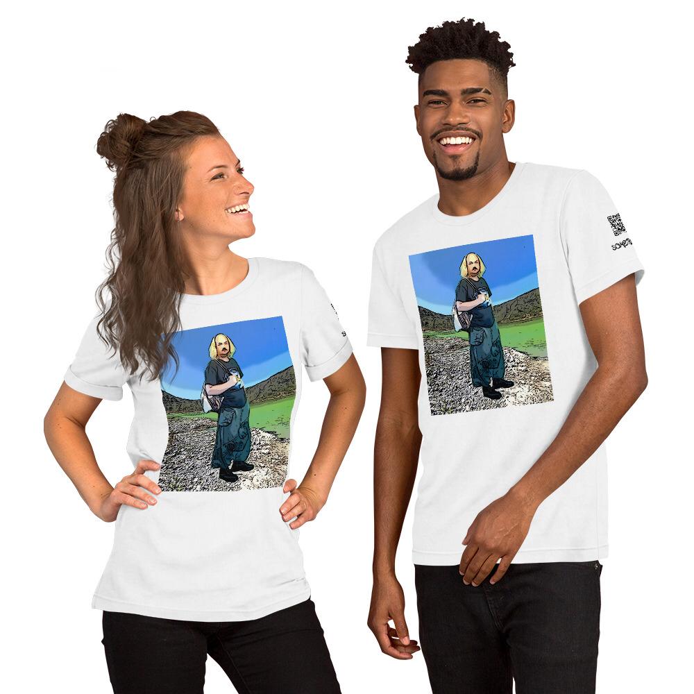 El Chichon comic T-shirt