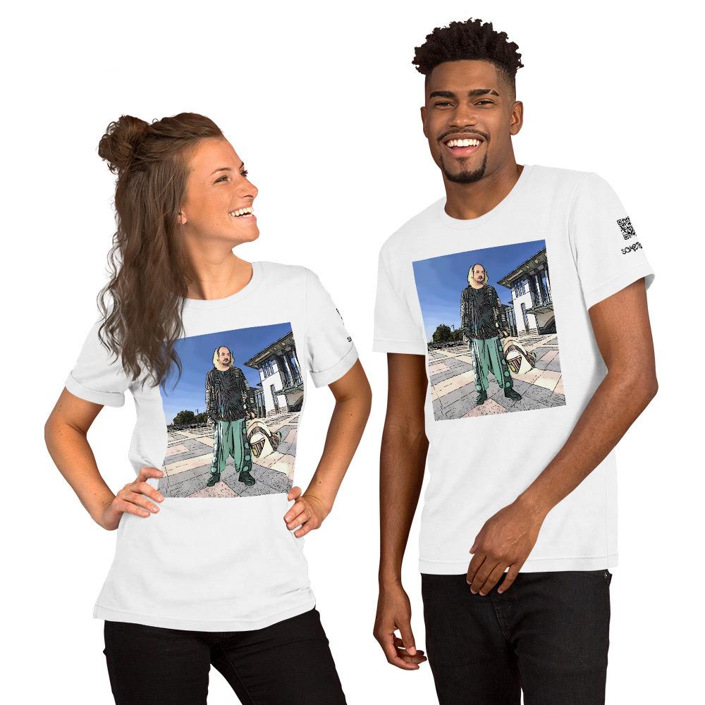 Turkey comic T-shirt