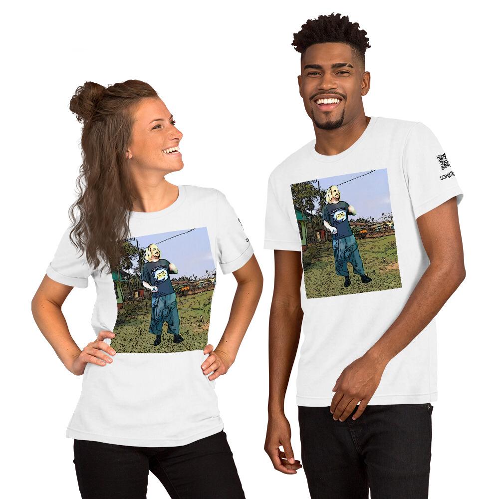 Kamrup comic T-shirt