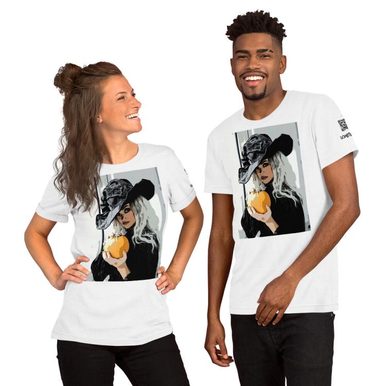 Pumpkin comic T-shirt