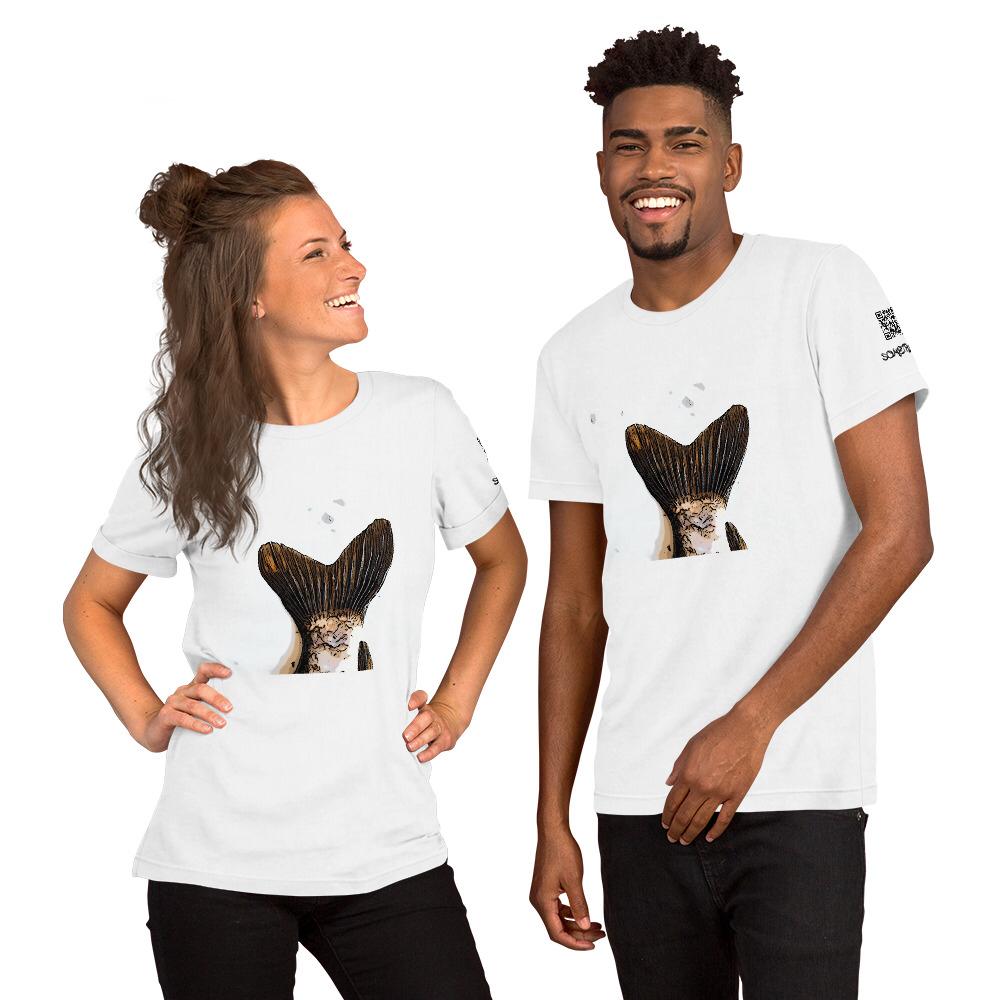 Haddock comic T-shirt