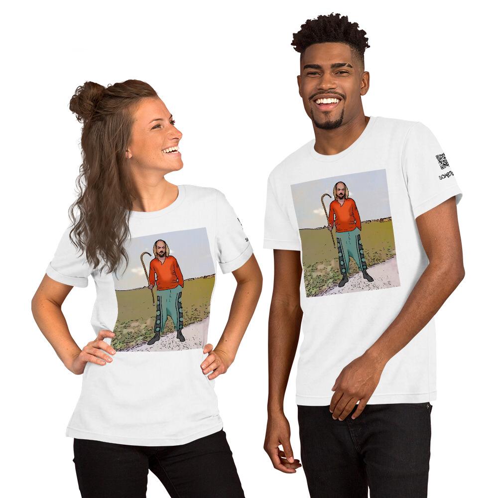 Greenwood comic T-shirt