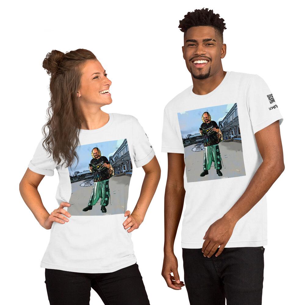 Oceanport comic T-shirt