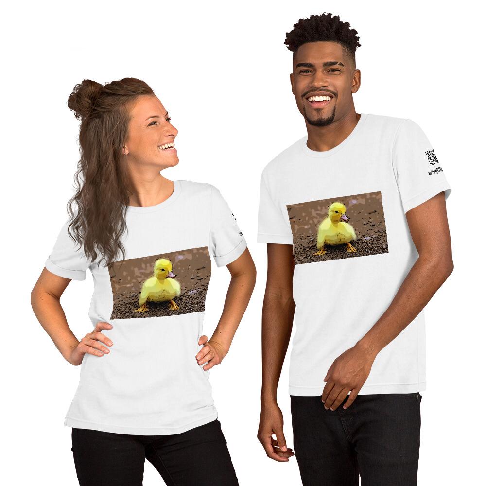 Duck comic T-shirt