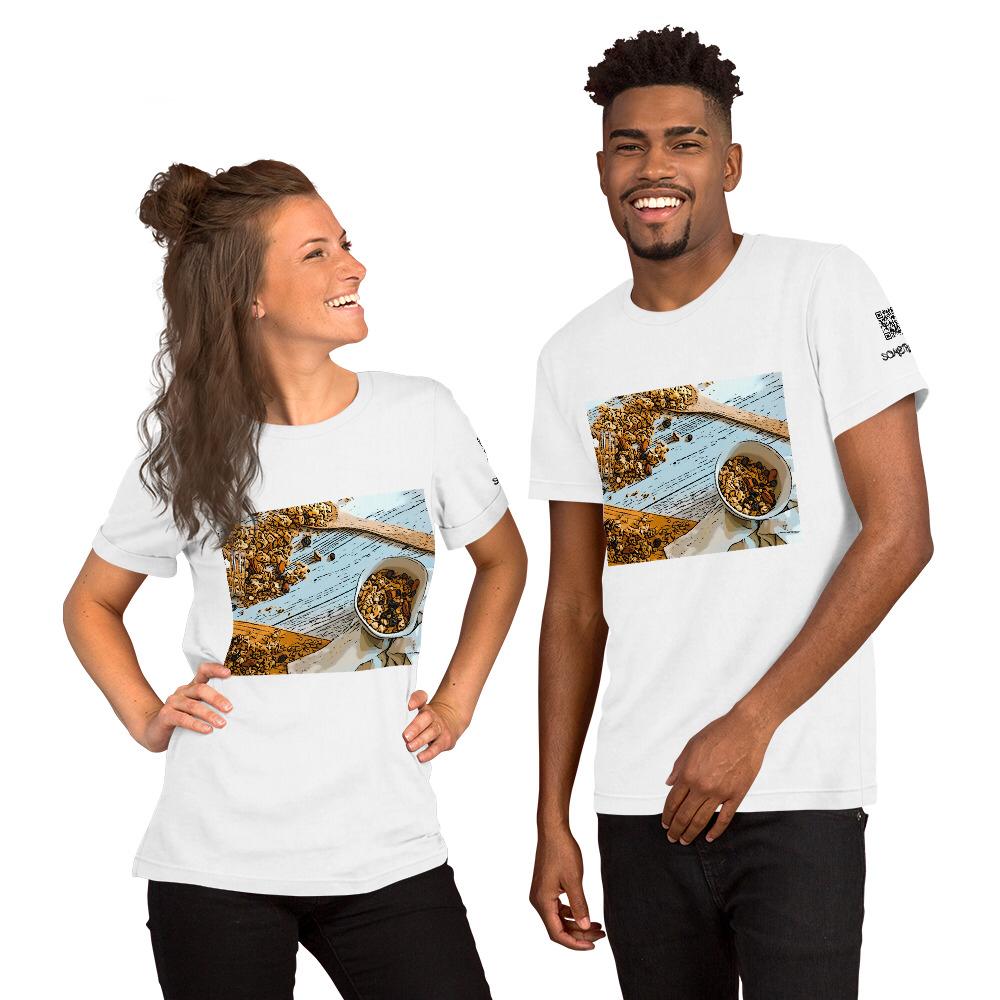 Oatmeal comic T-shirt