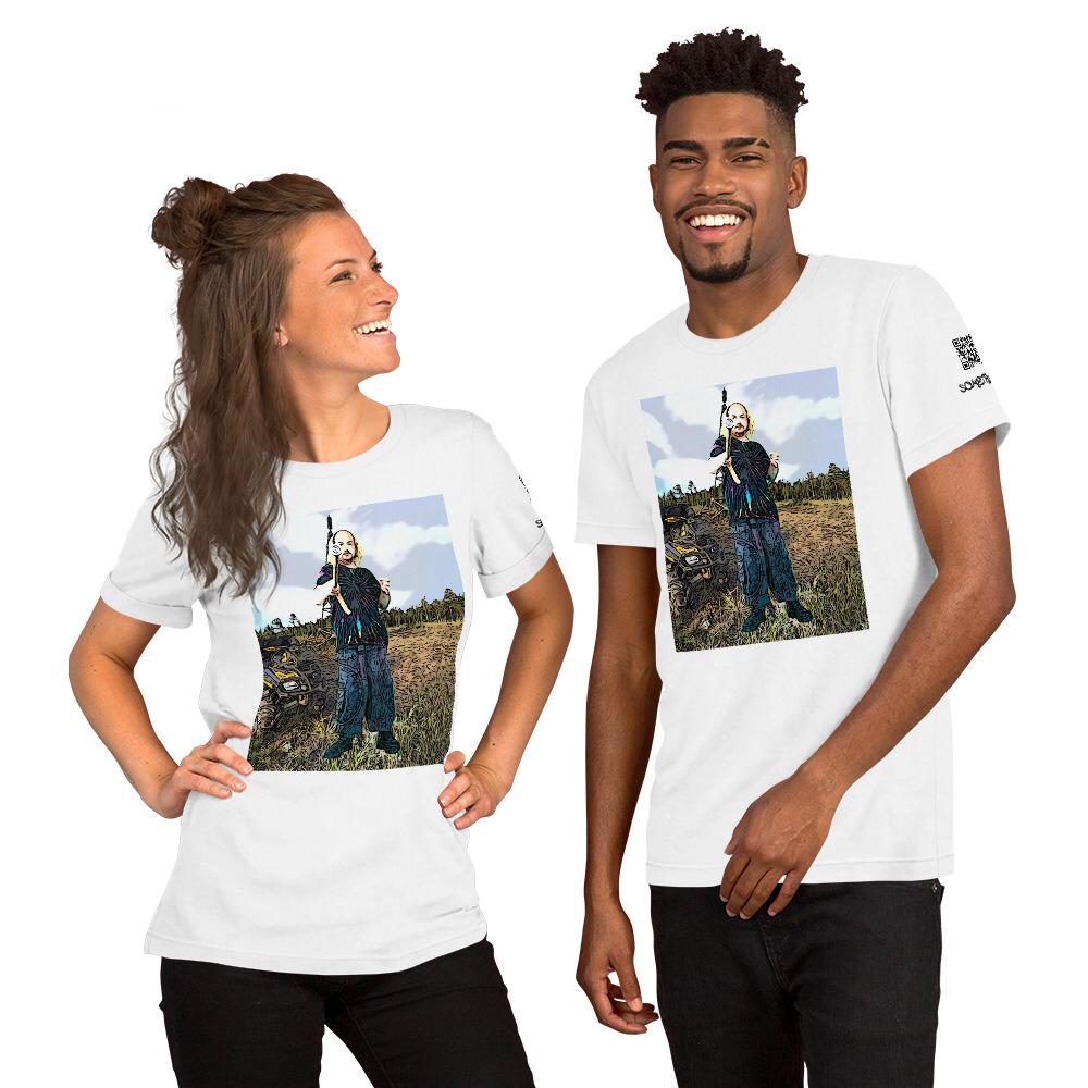 Yurga comic T-shirt