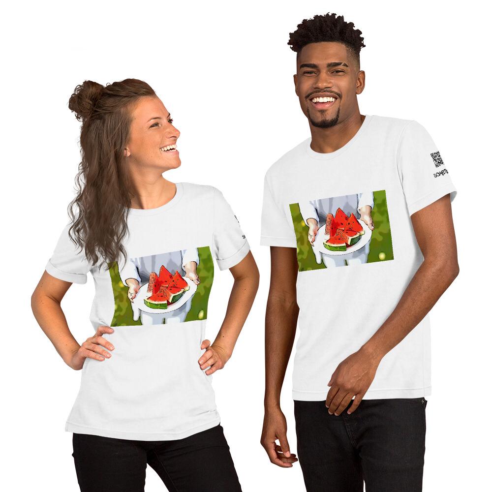 Melon comic T-shirt