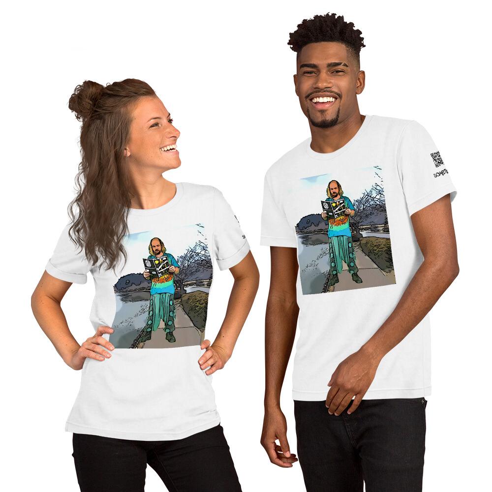 Mito comic T-shirt
