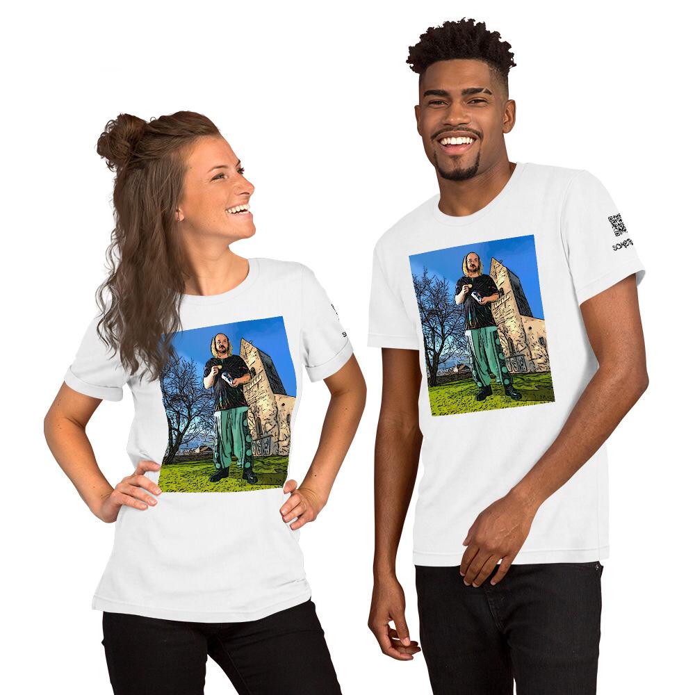 Sihl comic T-shirt
