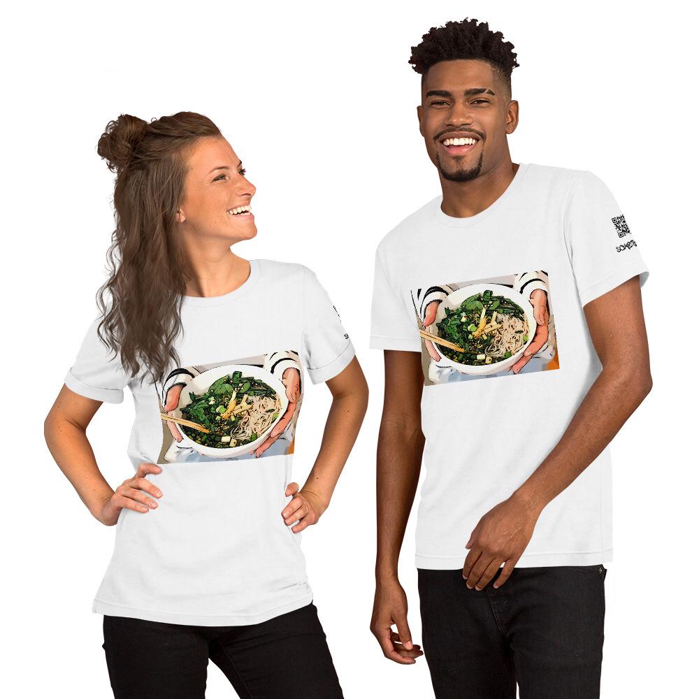 Ramen comic T-shirt