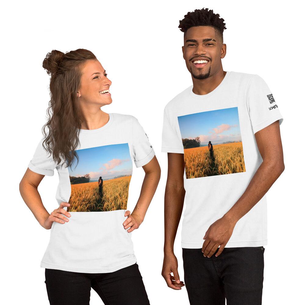 Rice Field T-shirt