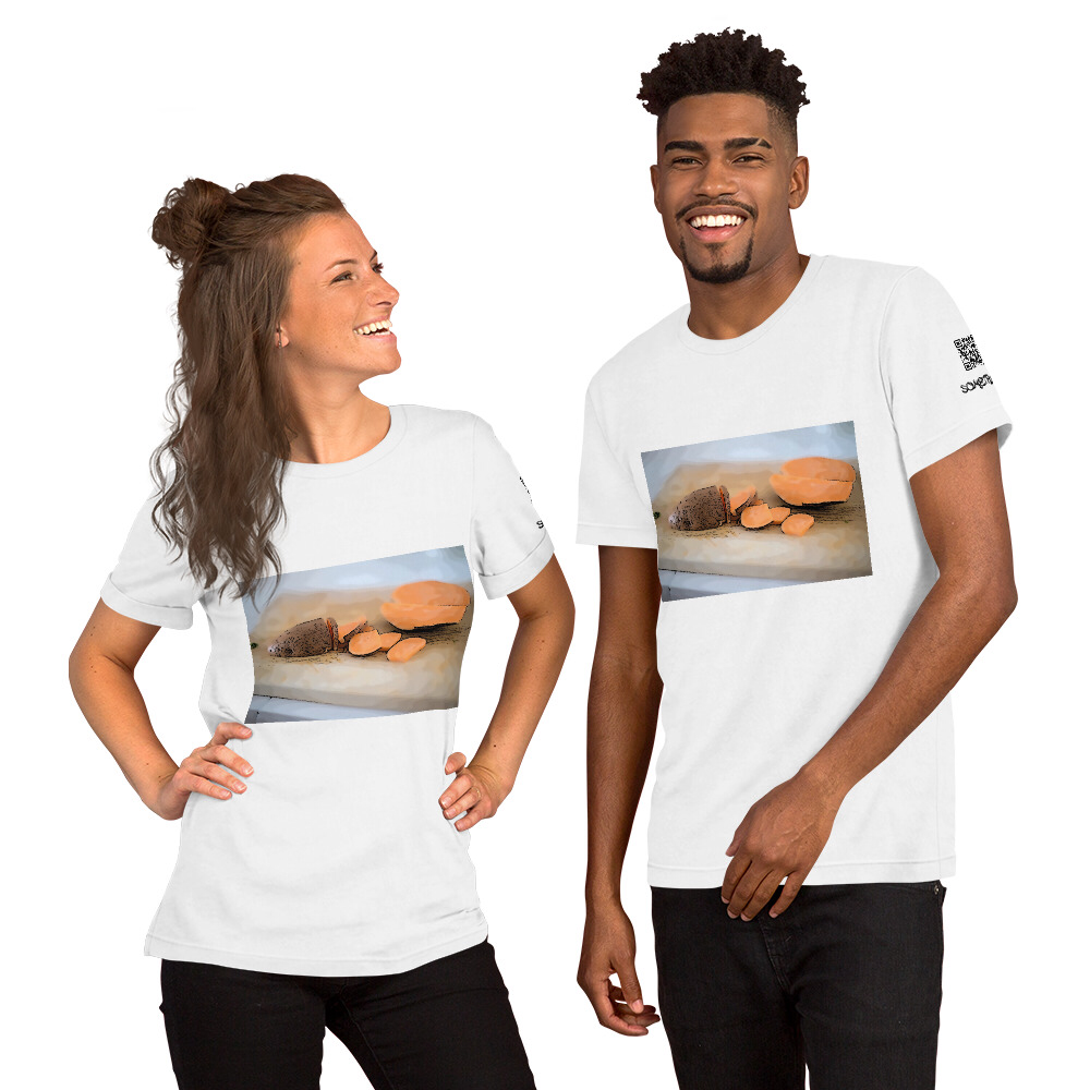 Sweet potato comic T-shirt