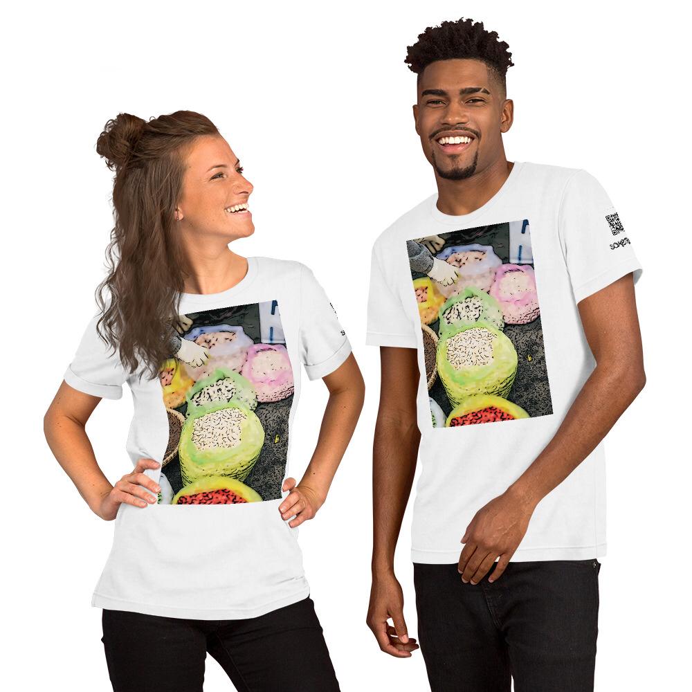 Beans comic T-shirt
