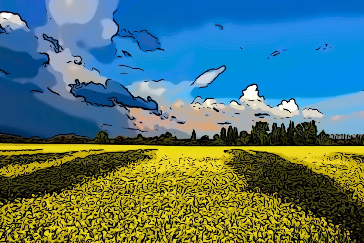 Ukraine comic