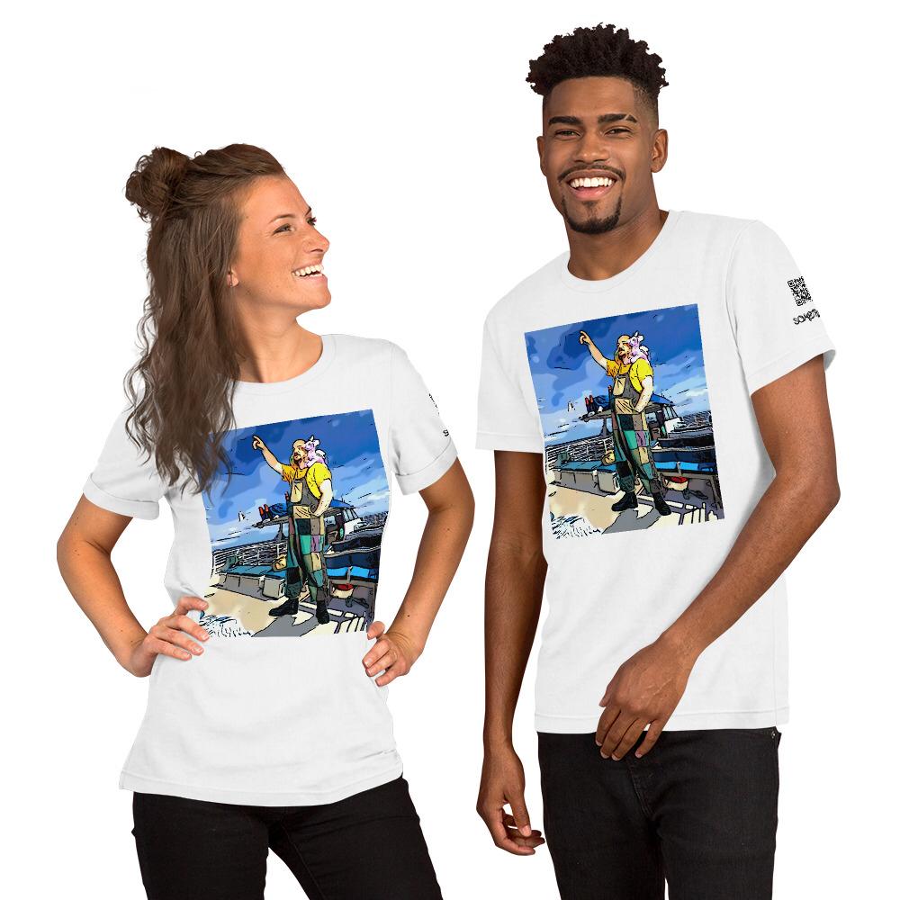 Molokini comic T-shirt