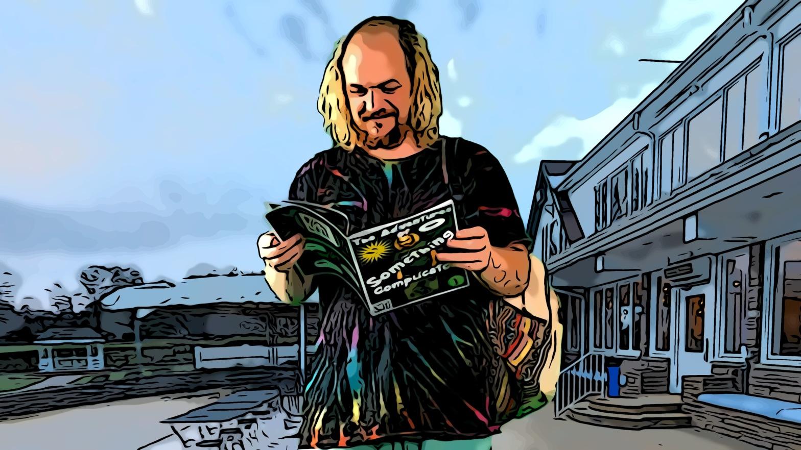 Oceanport header comic