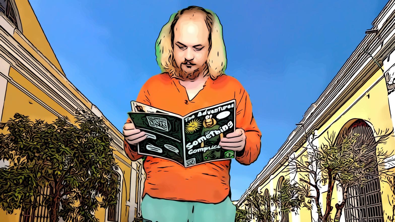Seville header comic