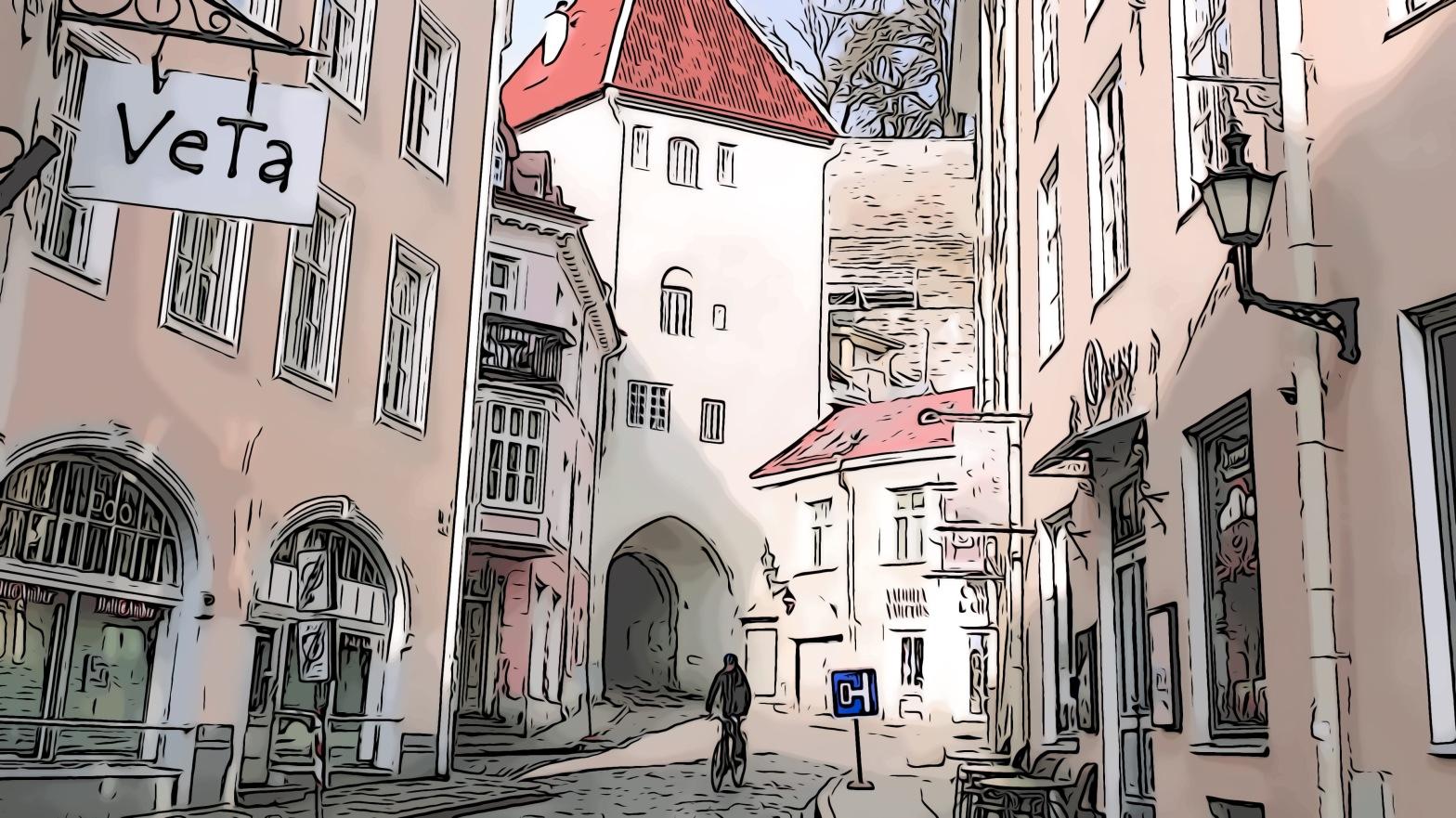 Estonia header comic