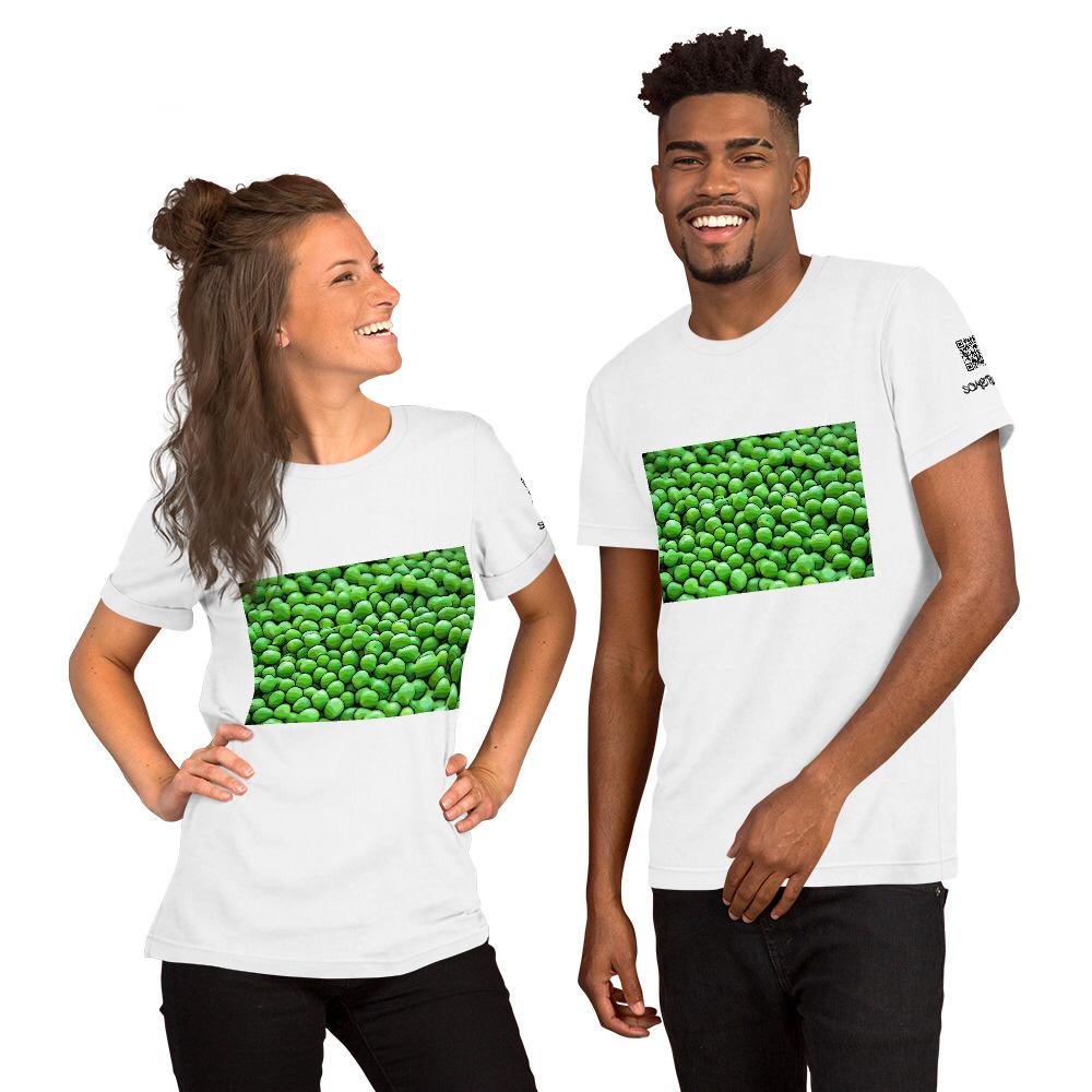 Peas comic T-shirt