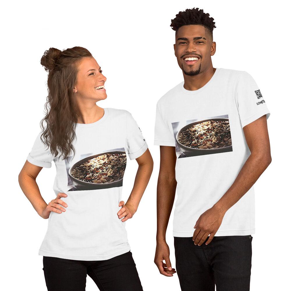 Rice comic T-shirt