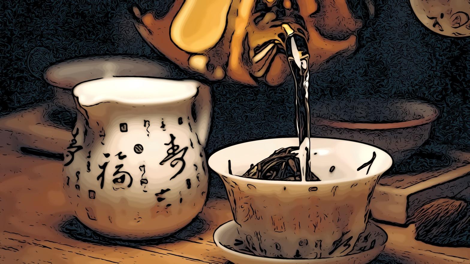 tea header comic