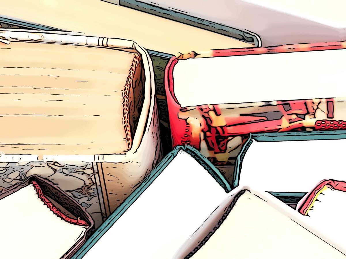 Books header comic