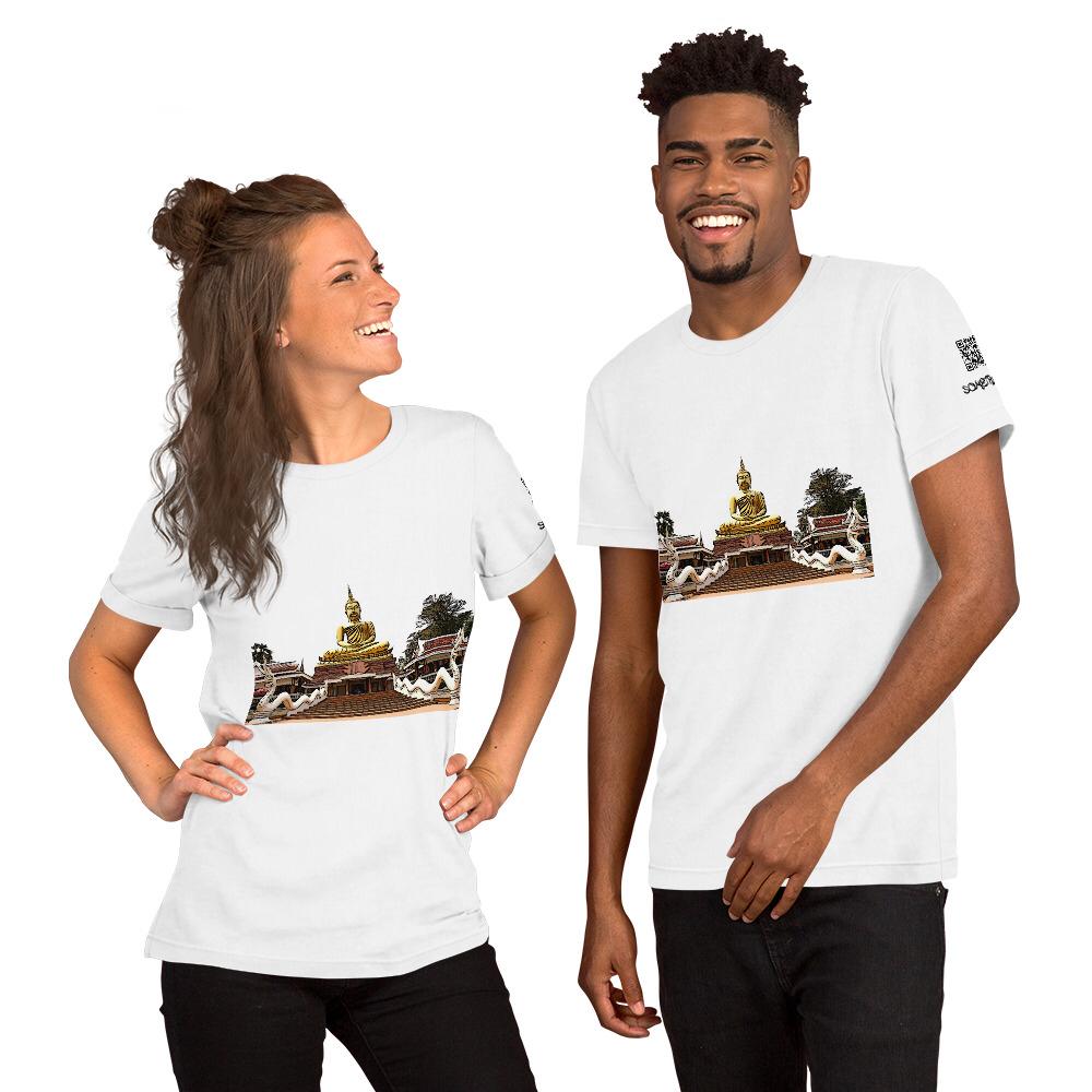 Buddha comic T-shirt