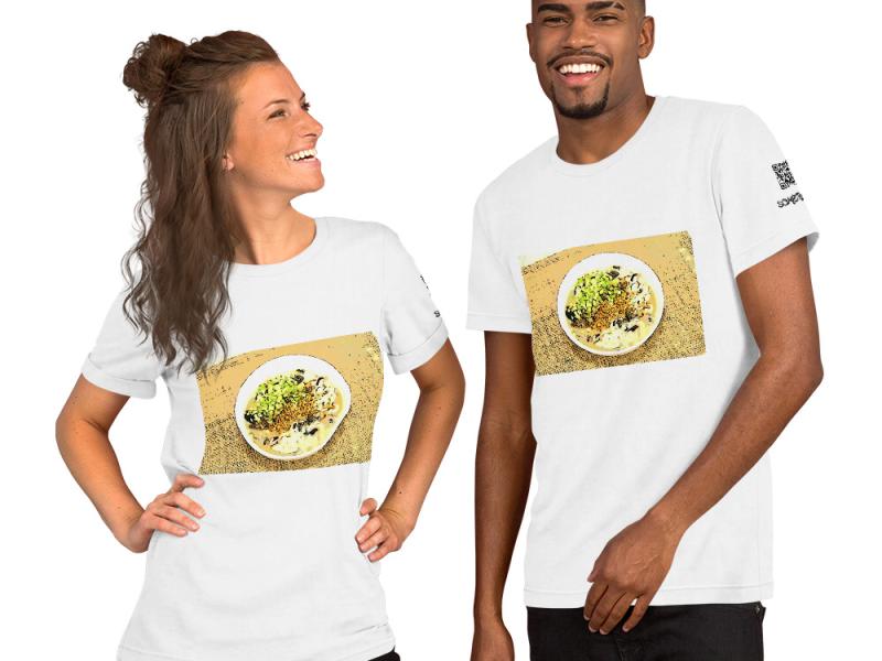 Congee comic T-shirt