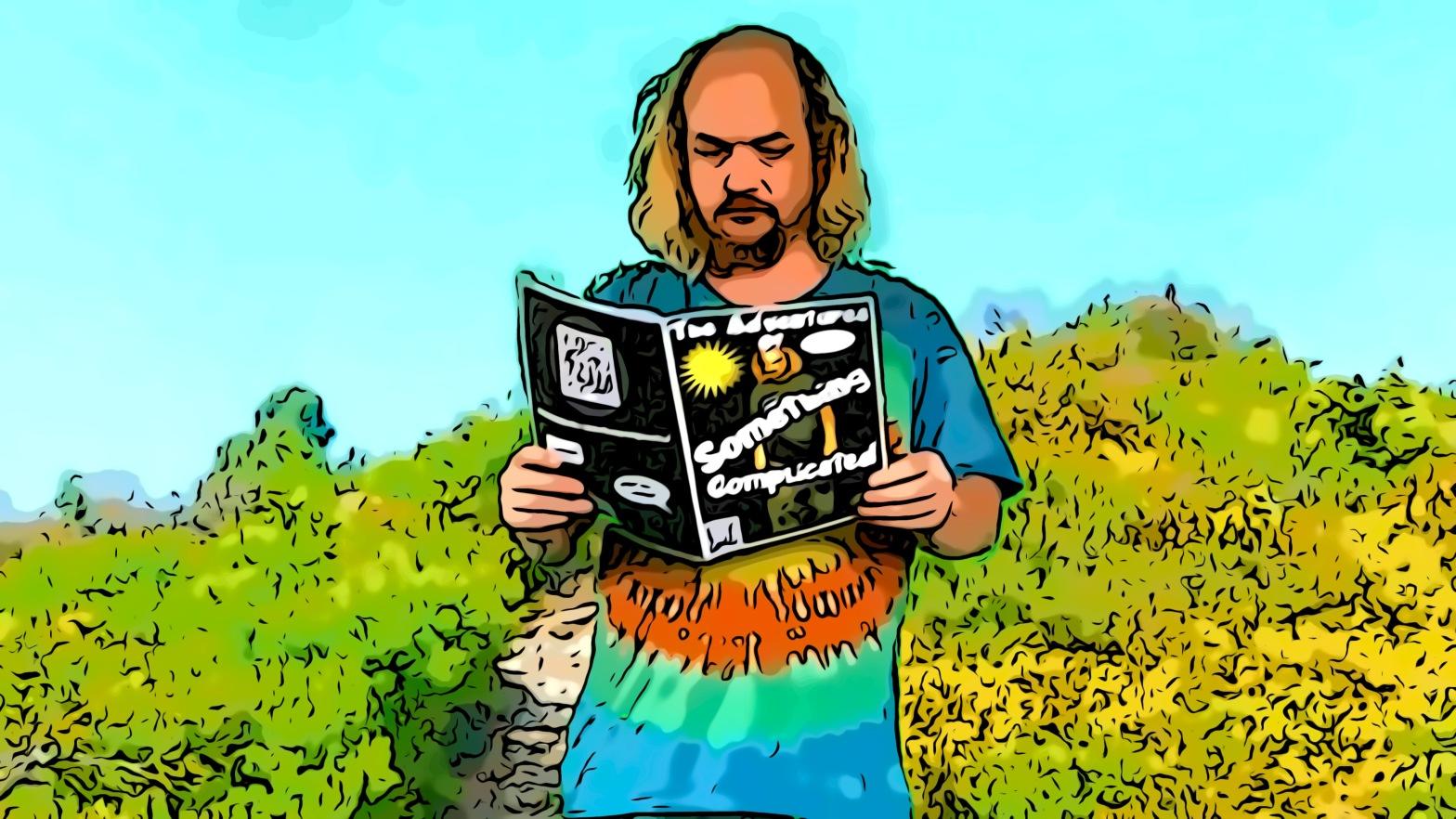 Margala hills header comic