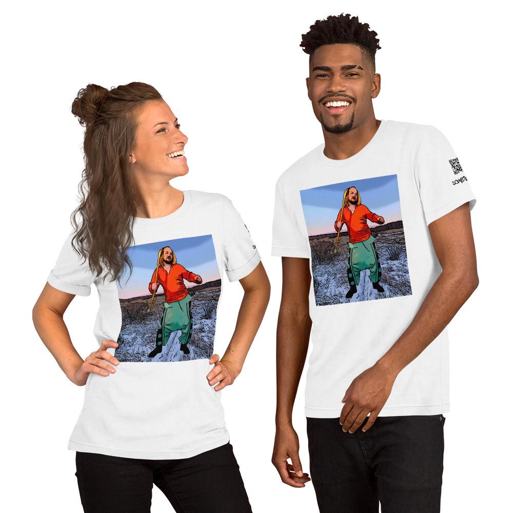 Oulu comic T-shirt