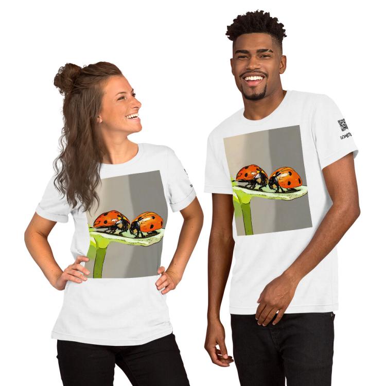 Bugs comic T-shirt