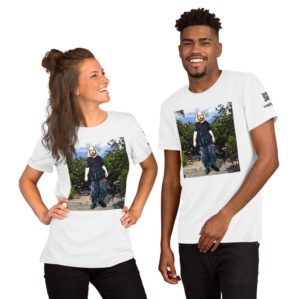 Don hoi lot comic T-shirt