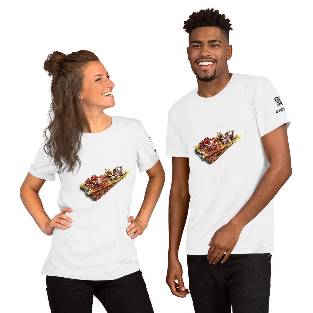 Prosciutto comic T-shirt
