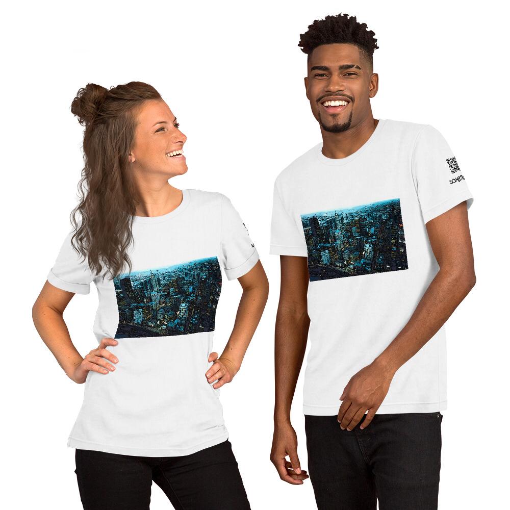 City comic T-shirt