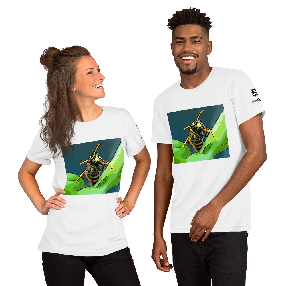 Hornet comic T-shirt