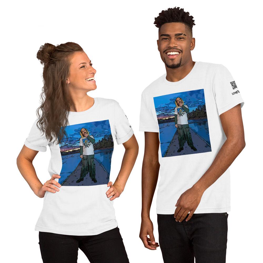 Varmdo comic T-shirt