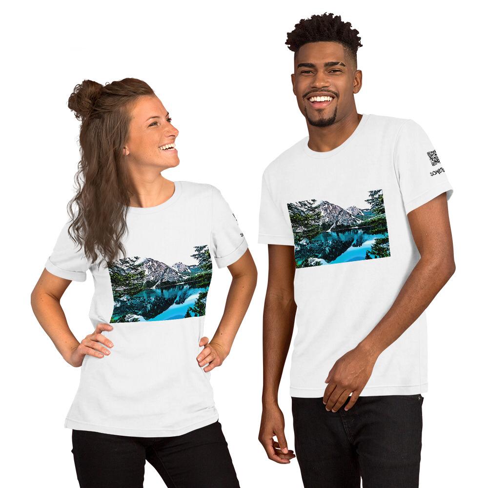 Nature comic T-shirt
