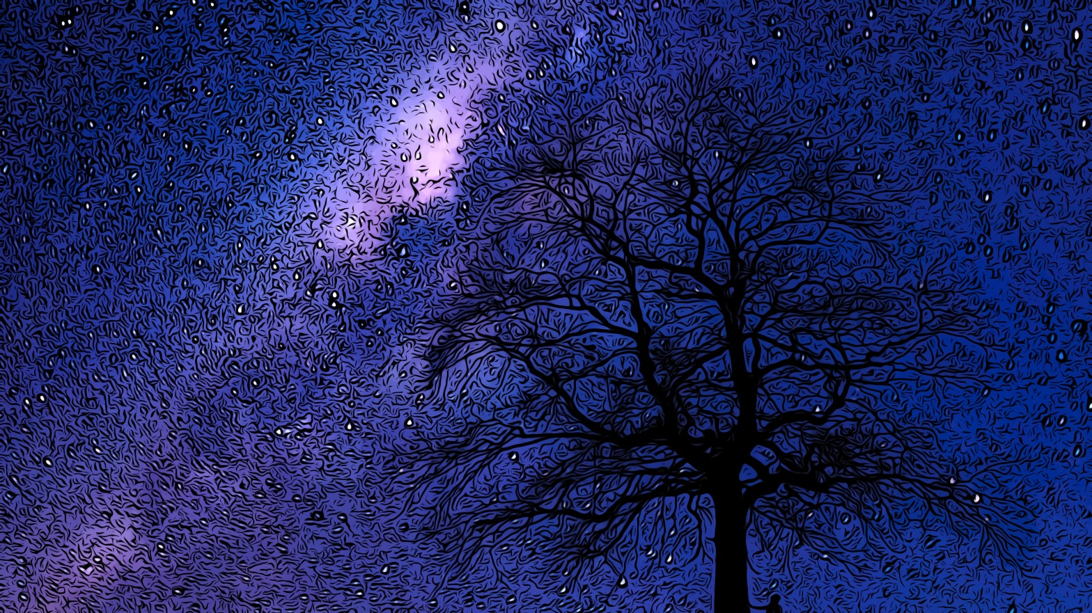 Tree n space