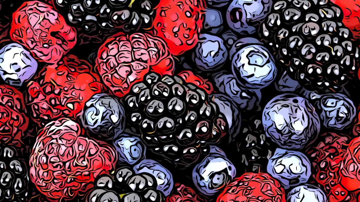 Berry header comic