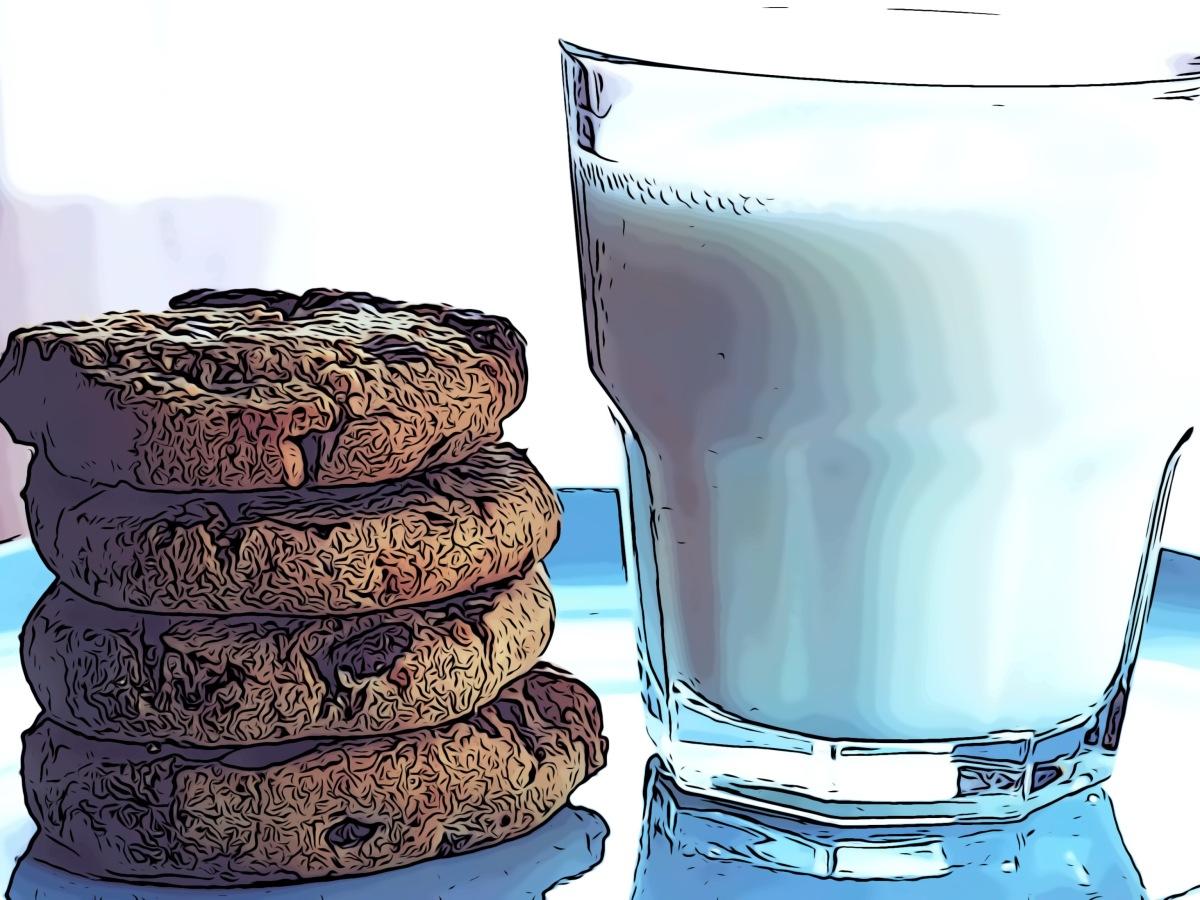 Milk header comic